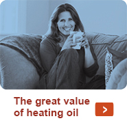 Home heating oil is a great value