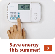 Save Energy This Summer