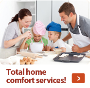 Total home comfort services