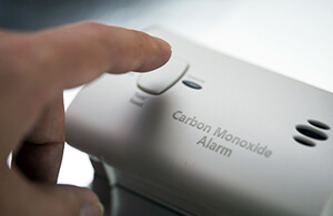 Carbon monoxide alarms are important for home safety