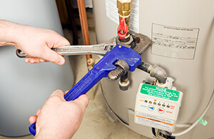 Gas-electric water heater repair and maintenance plans