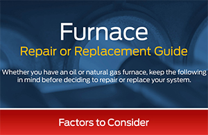 Furnace repair or replace