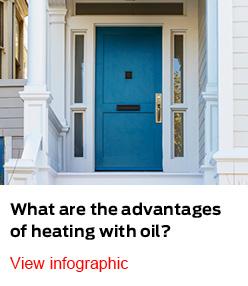 Advantages of using heating oil